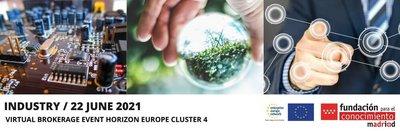 Horizon Europe Cluster | INDUSTRY