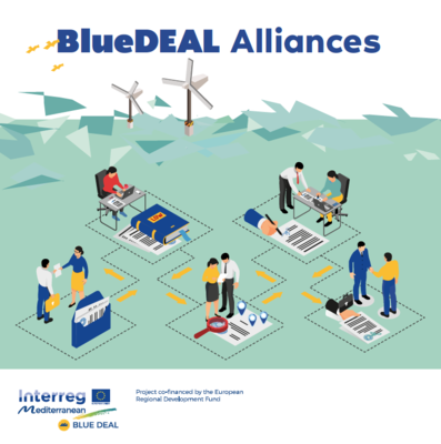 BLUE DEAL launches an initiative to create a Blue Energy Transnational Alliance