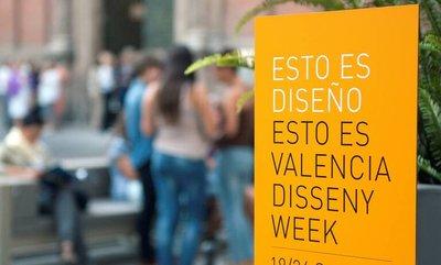Convocatoria València Disseny Week