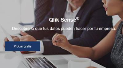 Prueba Qlik Sense® Business gratis. Analítica potente muy fácil de usar.