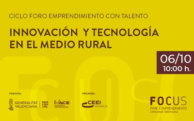 Foro innovación rural