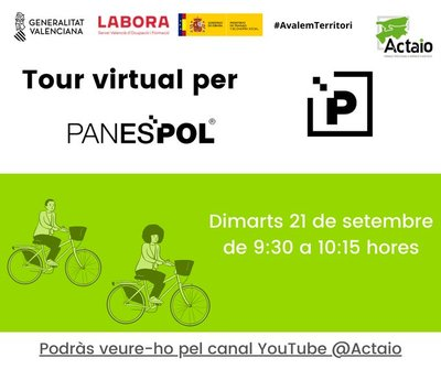 Tour Virtual Panespol