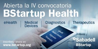 Convocatoria BStartup Health 2021