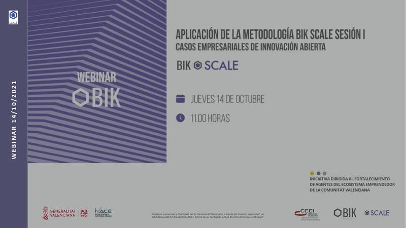 Presentación BIK WEBINAR - Casos empresariales de Innovación abierta