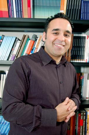 El-Ghandouri uno de los grandes expertos en creatividad