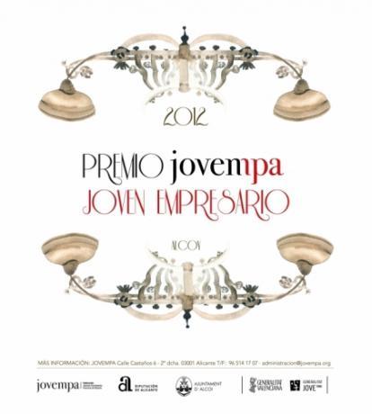 Bases Premio Jovempa Joven Empresario 2012