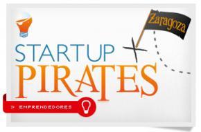 Programa Startup Pirates Zaragoza 2012