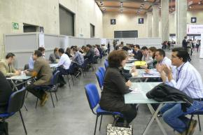 Sesión Speednetworking DPECV2011