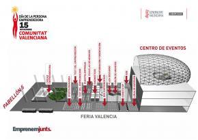Pabellón 5 de Feria Valencia