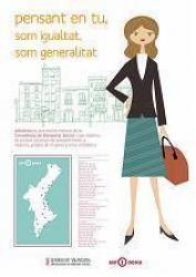 Conselleria de  Igualdad y Políticas Inclusivas. Infodona. Dirección General de Familia y Mujer