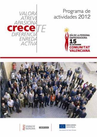 Programa dpecv2012 portada