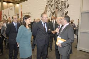 317 DPECV2012 El Presidente de la Generalitat en el Speednetworking