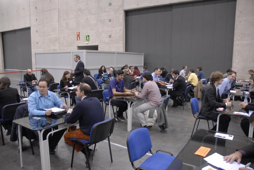 Speed Networking: Tu oportunidad empresarial (III)