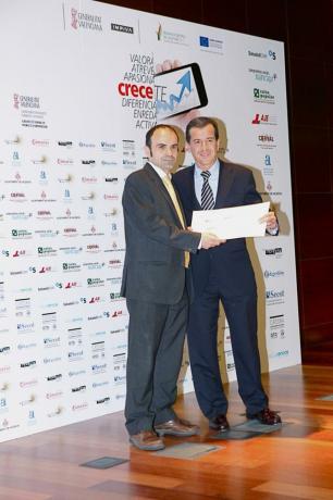1003 DPECV2012 Entrega de Premios