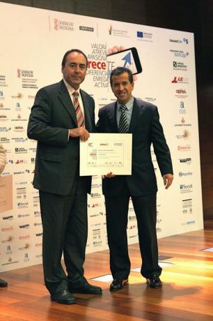 1006 DPECV2012 Entrega de Premios