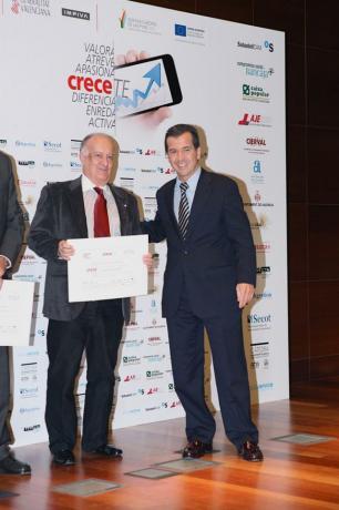 1007 DPECV2012 Entrega de Premios