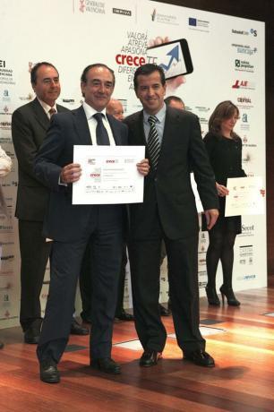 1010 DPECV2012 Entrega de Premios