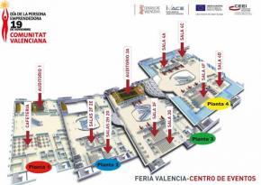 Centro Eventos Feria Valencia