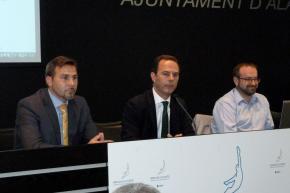 Alejandro Morant, Carlos Castillo, Manuel Amorós