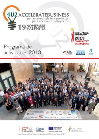 DPECV2013. Revista Programa de Actividades