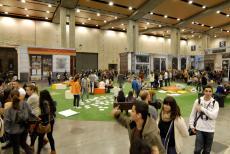 Plaza Central Ciudad Emprendedora DPECV2013