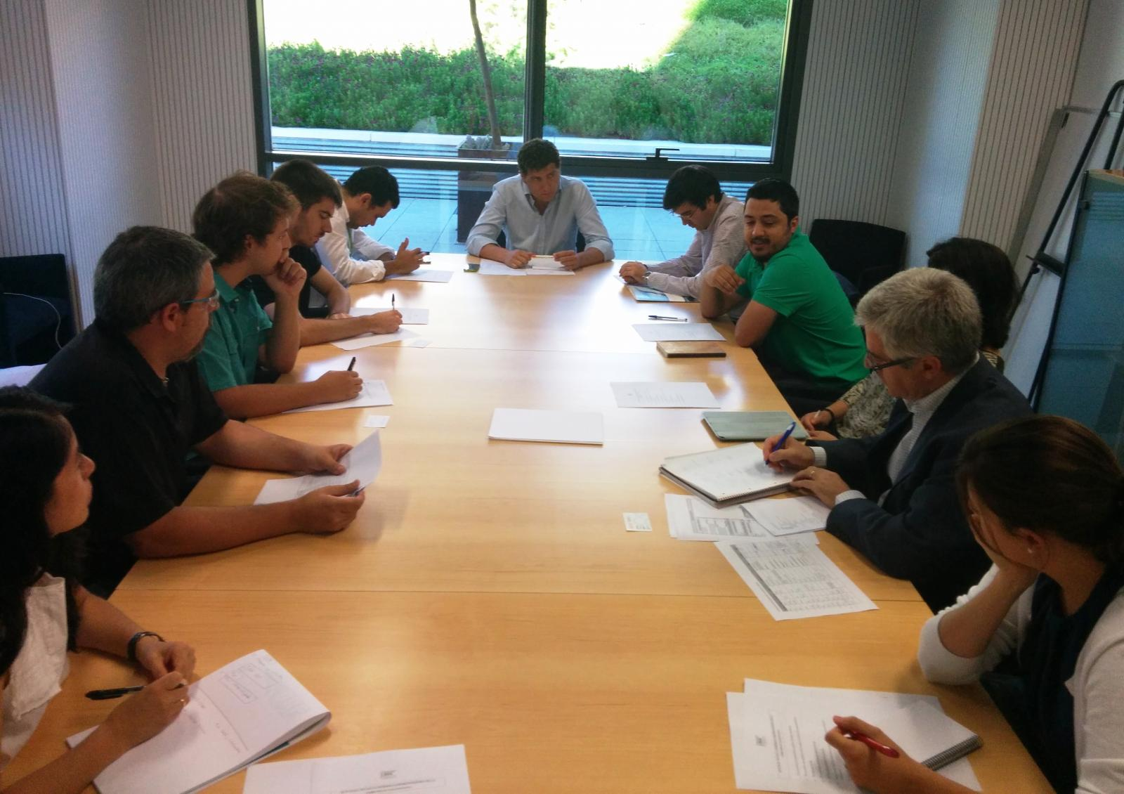 Grupo de Trabajo Economía Colaborativa y Social coordinado por OuiShare Valencia