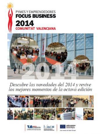 Revista promocional DPECV 2014- 2013