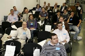 Asistentes a un taller de Networking