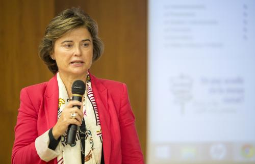 Mª José Ortolá, Subdirección General de promoción de Emprendimiento