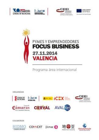 Internacionalización en el DPECV2014