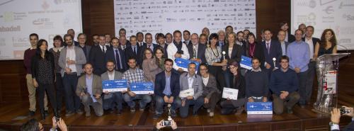 Entrega Premios Focus Business DPECV2014