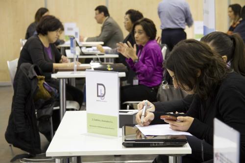 Pabellón 5. Asesoramiento - Creación de Empresas 1 #DPECV2014
