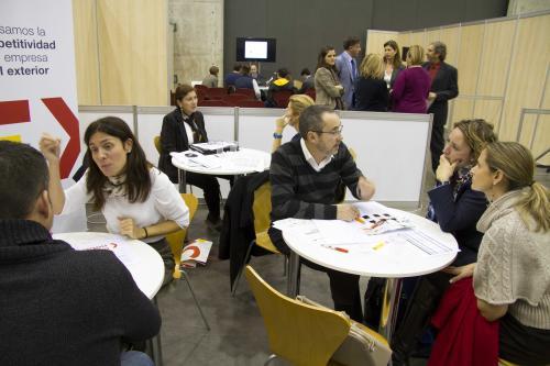 Pabellón 5. Asesoramiento - Internacionalización 3 #DPECV2014