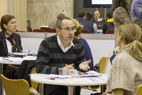 Pabellón 5. Asesoramiento - Internacionalización 1 #DPECV2014