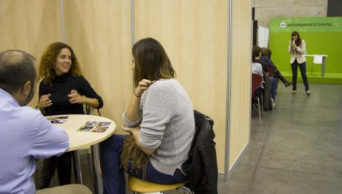 Pabellón 5. Asesoramiento Empresarial Grupal 1 #DPECV2014
