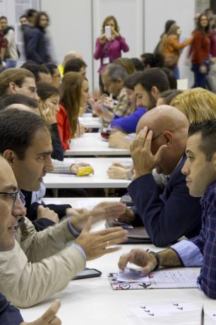 Pabellón 5. Networking  #DPECV2014