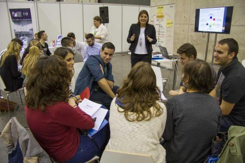 Pabellón 5. Networking 4 #DPECV2014