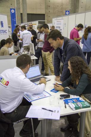 Pabellón 5. Muestra de Empresas Innovadoras 4 #DPECV2014
