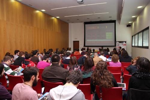 Centro de Eventos. TICs 3 #DPECV2014