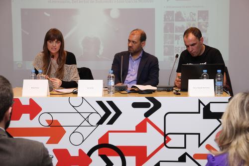 Centro de Eventos. Reinventando el periodismo. #DPECV2014