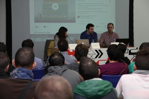 Centro de Eventos. Aprende a programar videojuegos. #DPECV2014