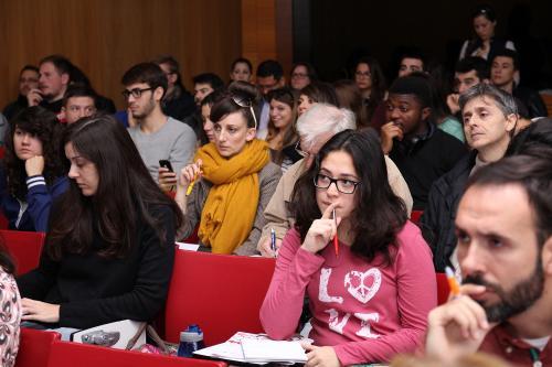 Centro de Eventos. Participantes. #DPECV2014