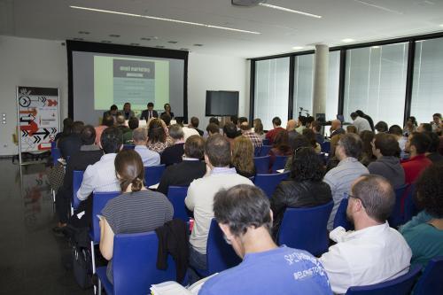Centro de Eventos. Marketing 2. #DPECV2014