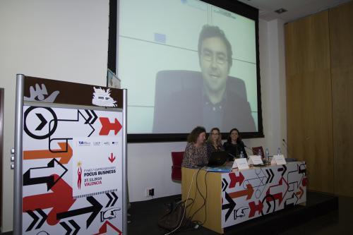 Centro de Eventos. Marketing 3. #DPECV2014