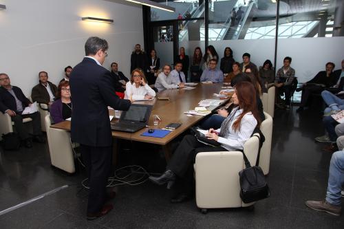Centro de Eventos. Marketing 4. #DPECV2014