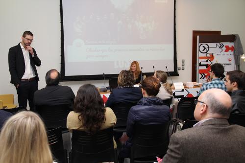 Centro de Eventos. Líder emprendedor. #DPECV2014
