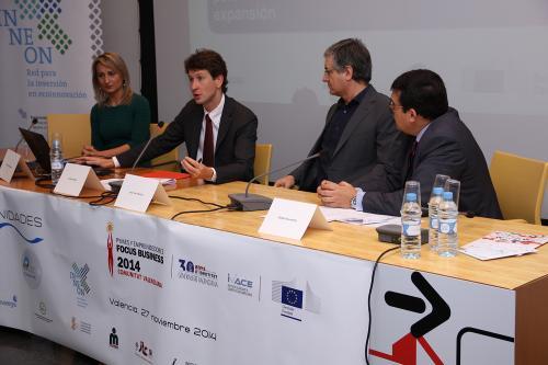 Centro de Eventos. Innovación 2. #DPECV2014