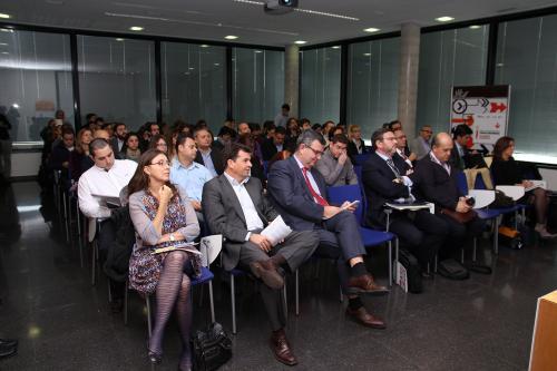 Centro de Eventos. Innovación 3. #DPECV2014