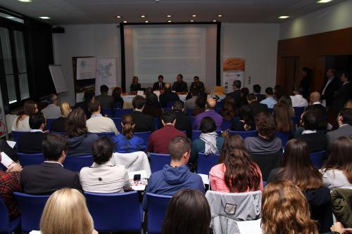 Centro de Eventos. Innovación 4. #DPECV2014