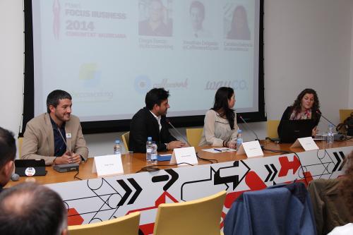 Centro de Eventos. Hay oportunidades  en sectores  maduros. #DPECV2014